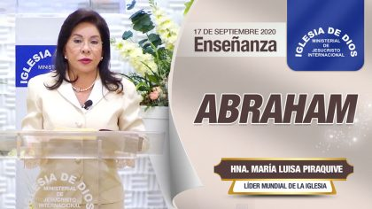Enseñanzas Hna. María Luisa Piraquive